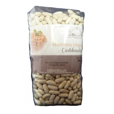 Haricots blancs en 500 g