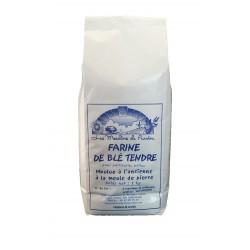 Farine de blé tendre en 1 kg