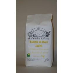 Farine de maïs jaune en 1 kg